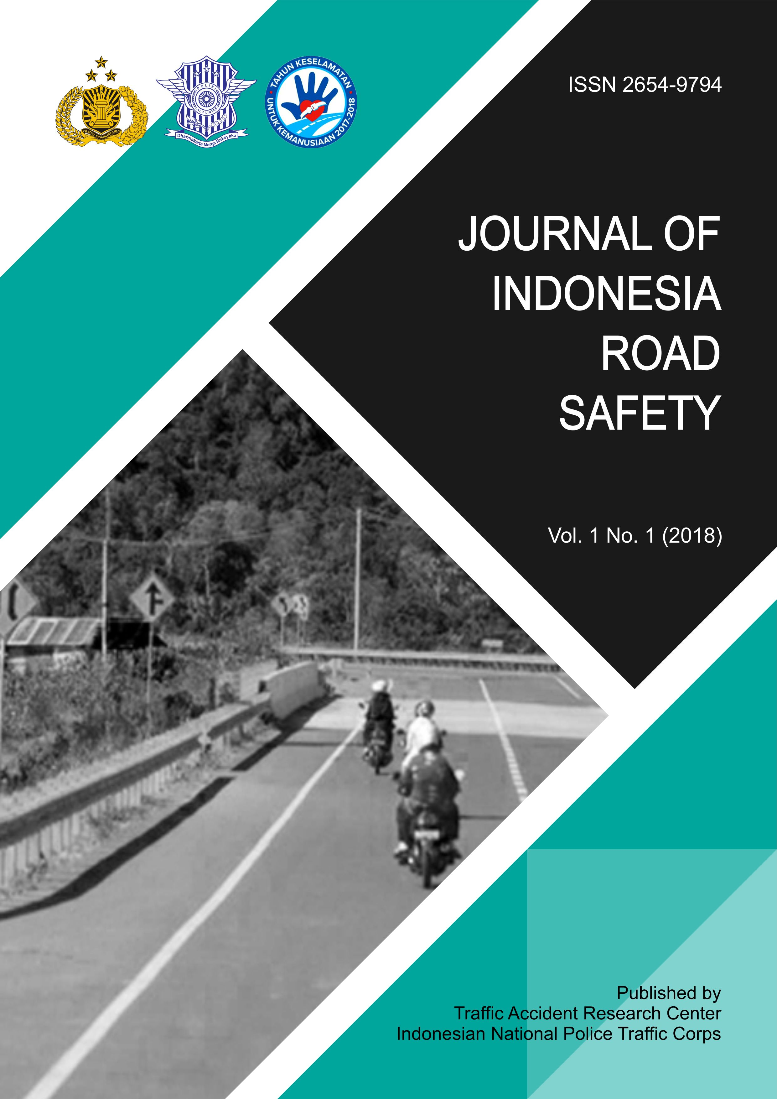 Published by Traffic Accident Research Center (TARC), Indonesian National Traffic Corps